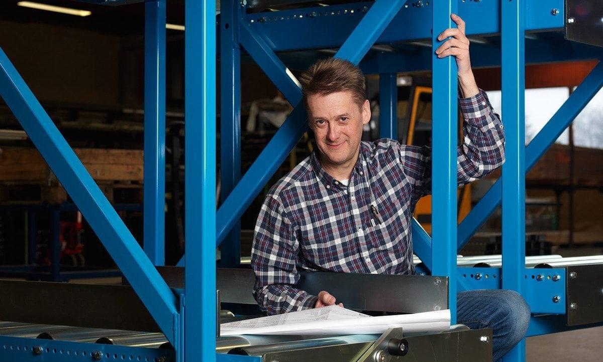 Lars-Arne Mattsson, konstruktör