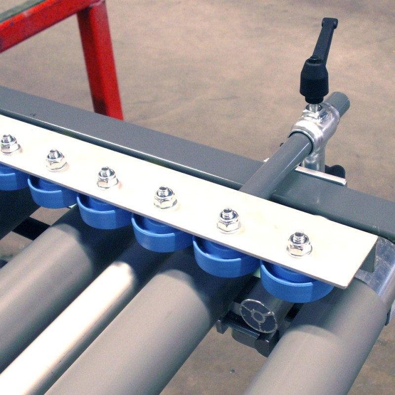 MH Modules AX100 Justerbar sidostyrning hjullist