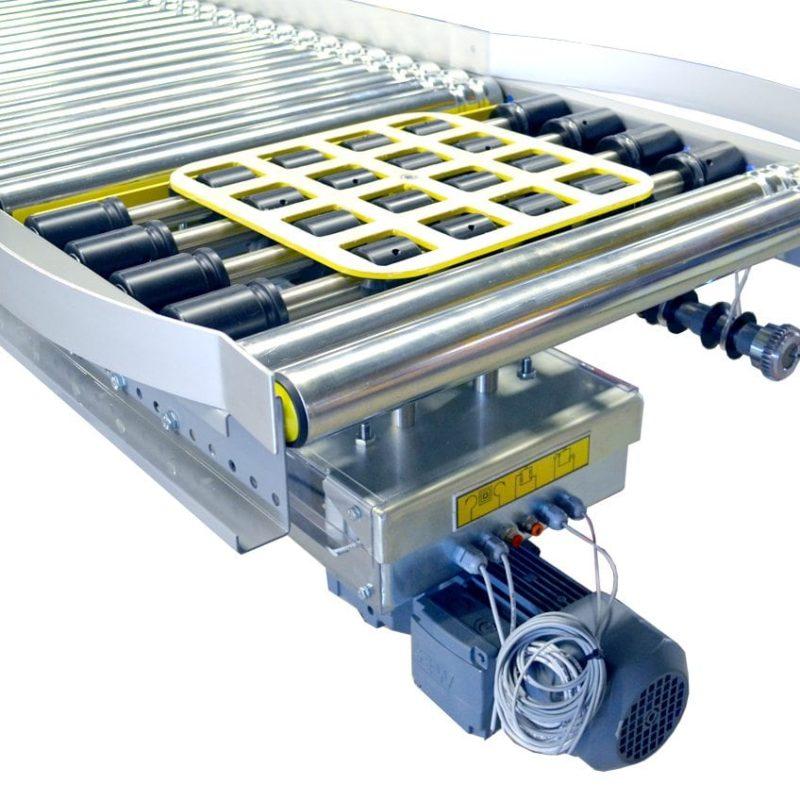 MH Modules AX100 Motordriven vändare