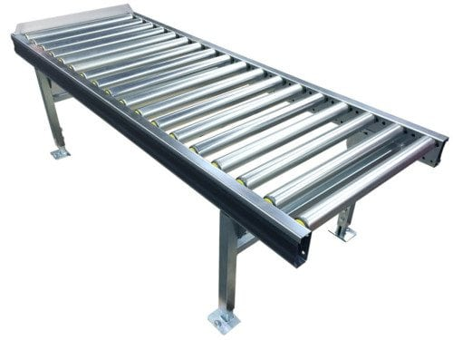 MH Modules AX100 Roller Conveyor Unpowered