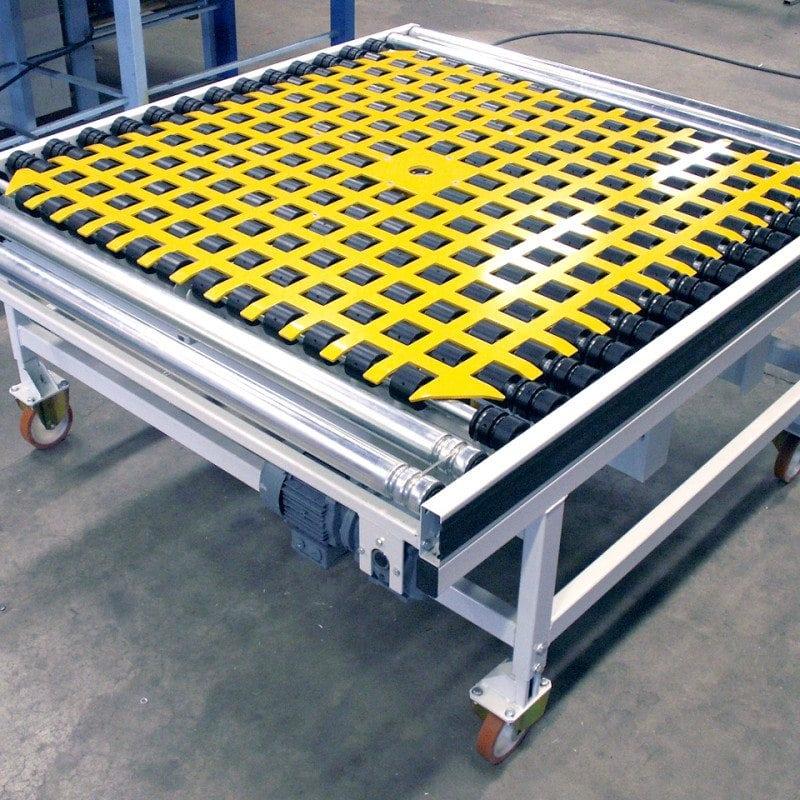 MH Modules AX100 Stor motordriven vändare