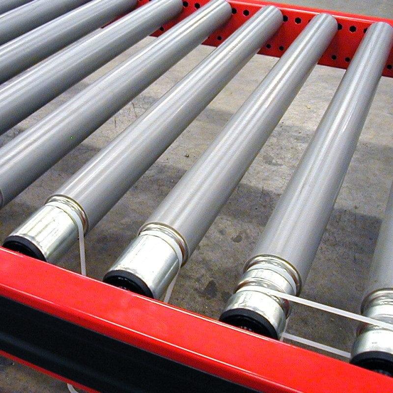 MH Modules AX100 PVC belagda rullar