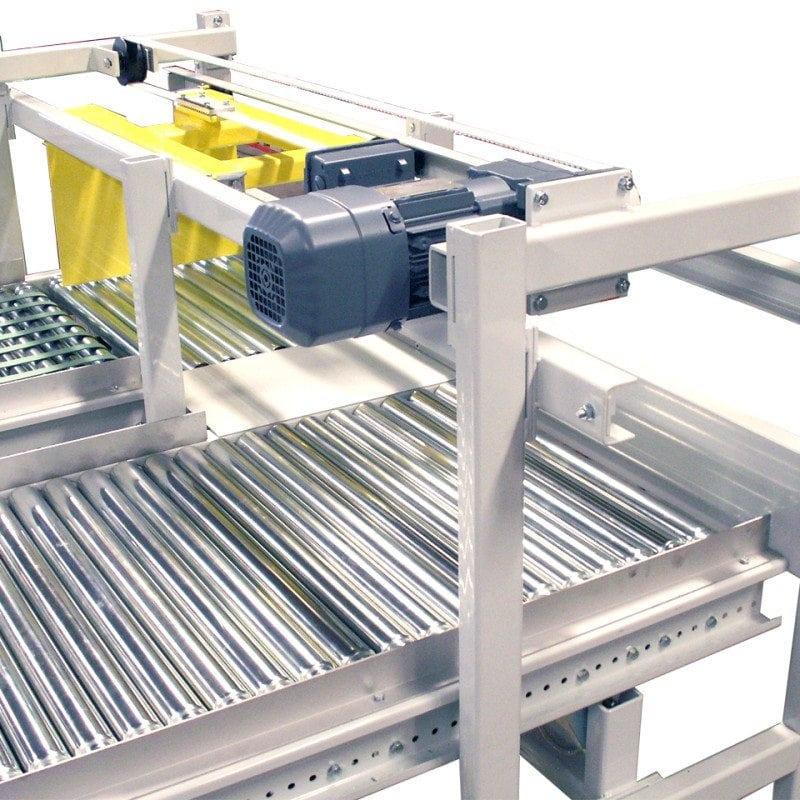 MH Modules AX100 Överliggande pusher med motor