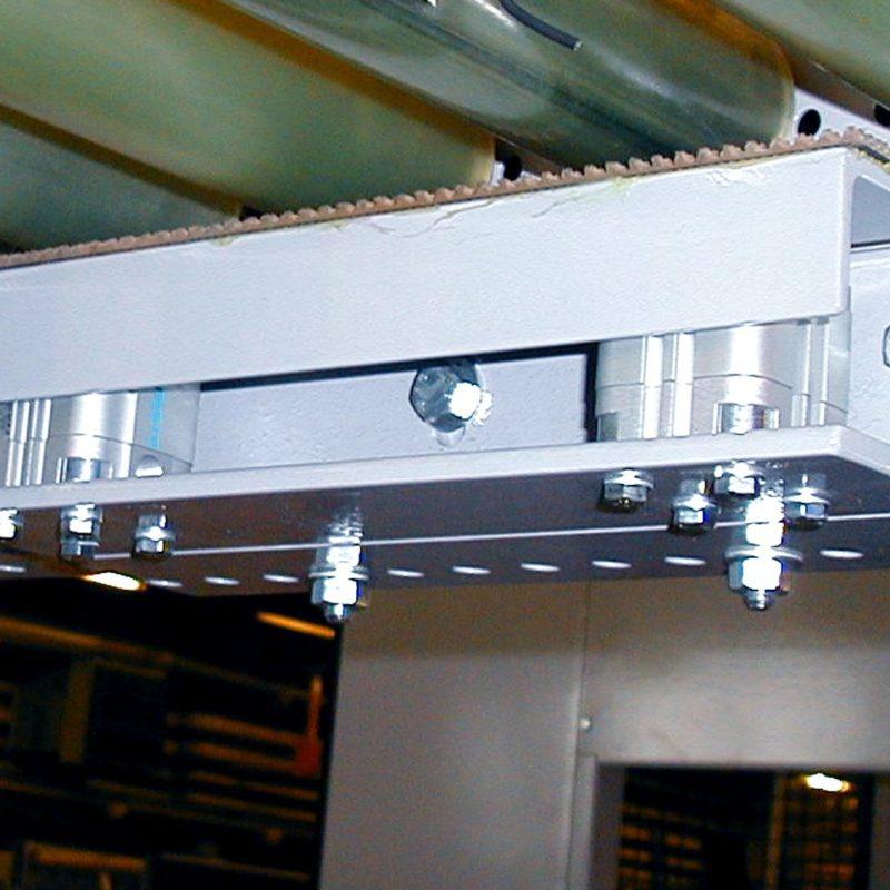 MH Modules AX100 Rullbroms