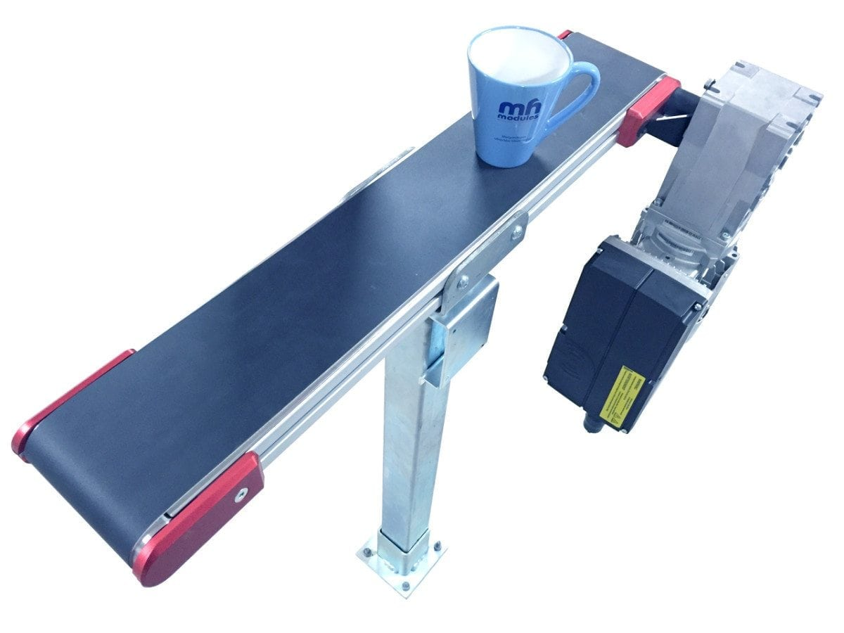 MH Modules BT40 Conveyor Belt Sidemounted Drive Unit