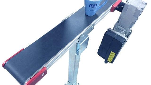 MH Modules BT40 Conveyor Belt Sidemounted Drive Unit
