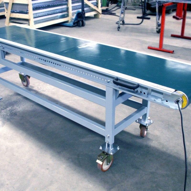 MH Modules BT110 Belt Conveyor With Wheels