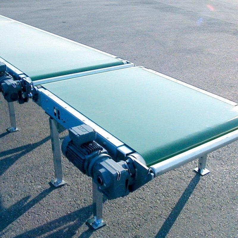 MH Modules BT110 Belt Conveyor With Support Roller