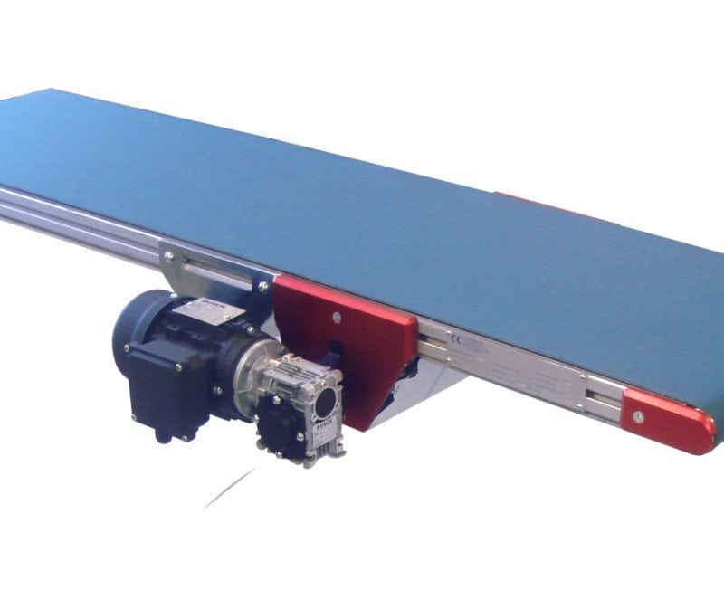 MH Modules BT40 Conveyor Belt Belly Driven