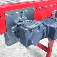 MH Modules KE500 Frame Mounted Drive Unit