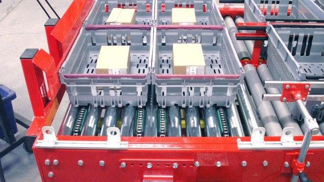 MH Modules KE500 Double Transveyor