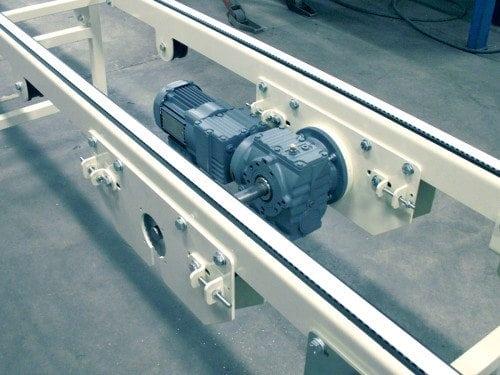 MH Modules KRT100 Drivenhet mellan strängar