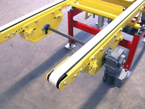 MH Modules KRT100 Drivenhet sidomonterad
