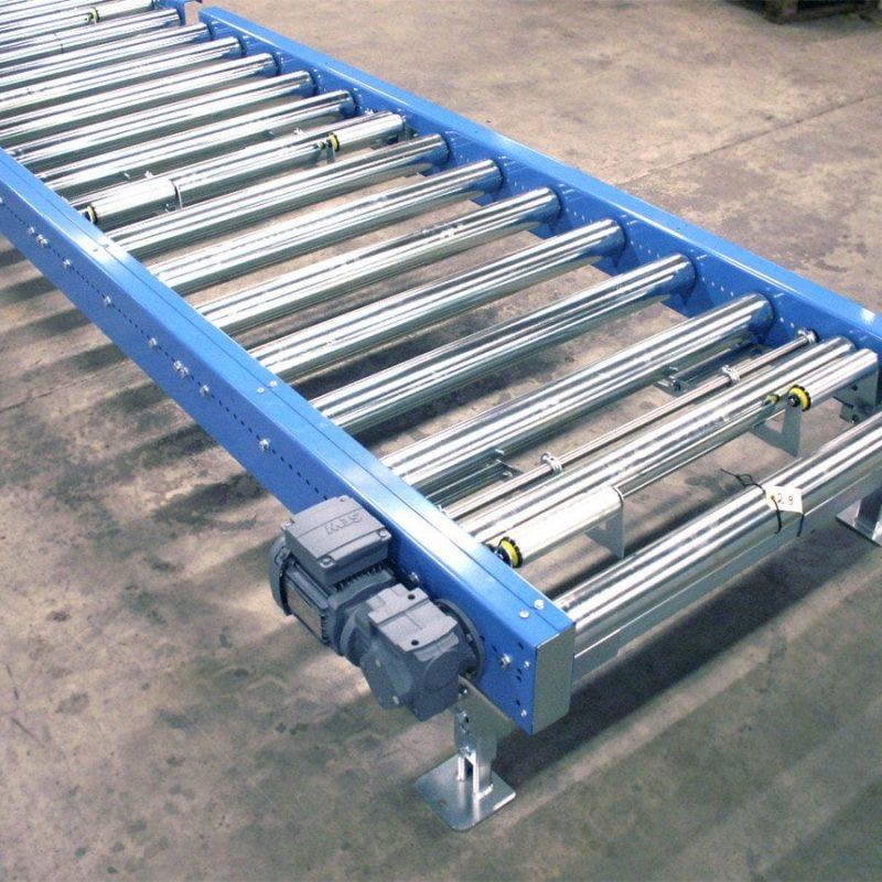 MH Modules PA1500 Fast driven rullbana