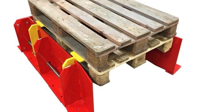 MH Modules PA1500 Manual Pallet Stacker
