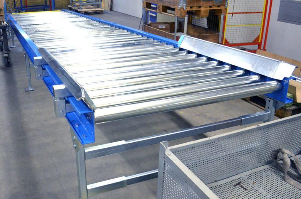 MH Modules PA1500 Gravity Roller conveyor
