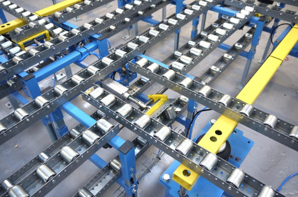 MH Modules PA1500 Rollbar In Factory