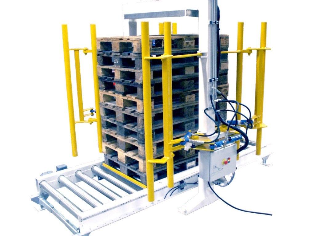 MH Modules PA1500 Pallstapelriktare
