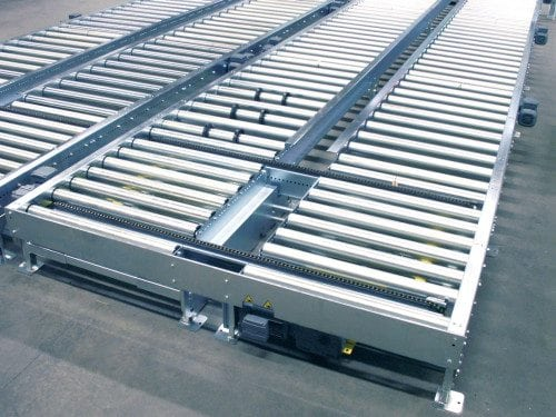PA1500: Chain driven conveyor system