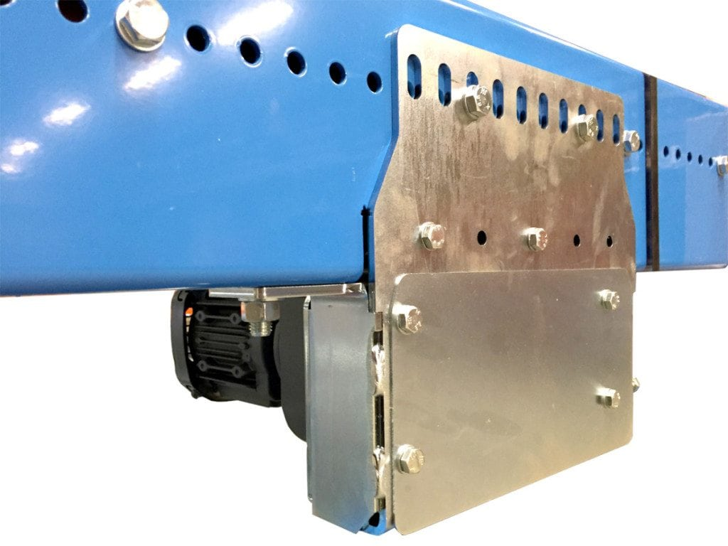 MH Modules PA1500 Frame Mounted Below Rollers Drive Unit
