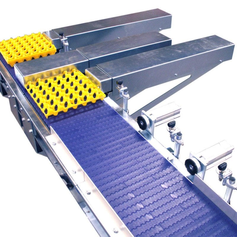MH Modules PL100 Separeringsstopp Positioneringsstopp Pusher