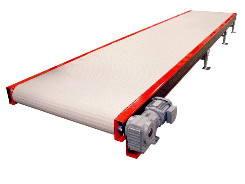 MH Modules PL1500 Plastlamelltransportör