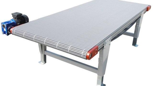 MH Modules PL80 Plastic Belt Conveyor