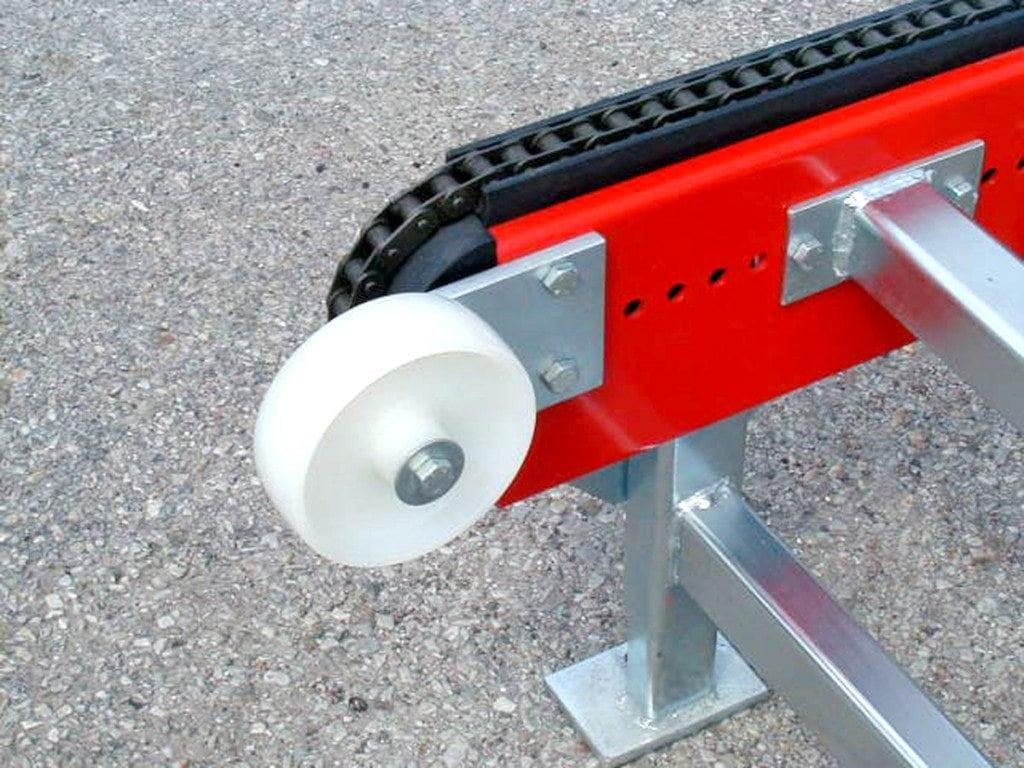 MH Modules PA1500 Övergång kedjetransportörer hjul