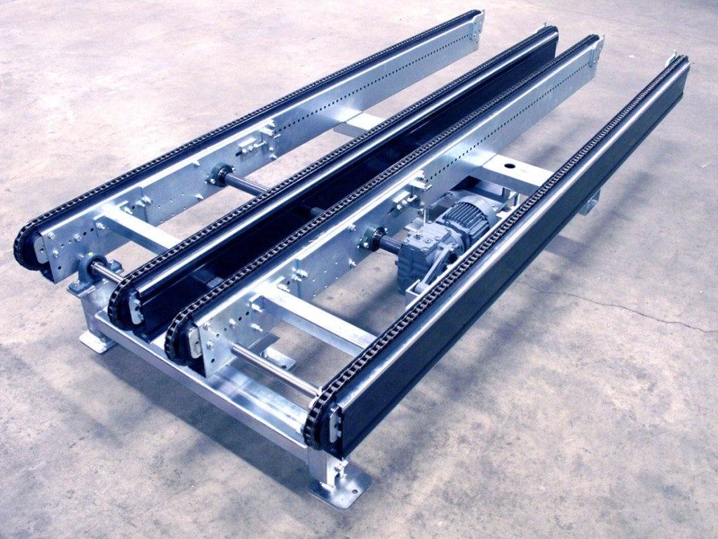 MH Modules PA1500 Tiltable Chain Conveyor 4-Stringed