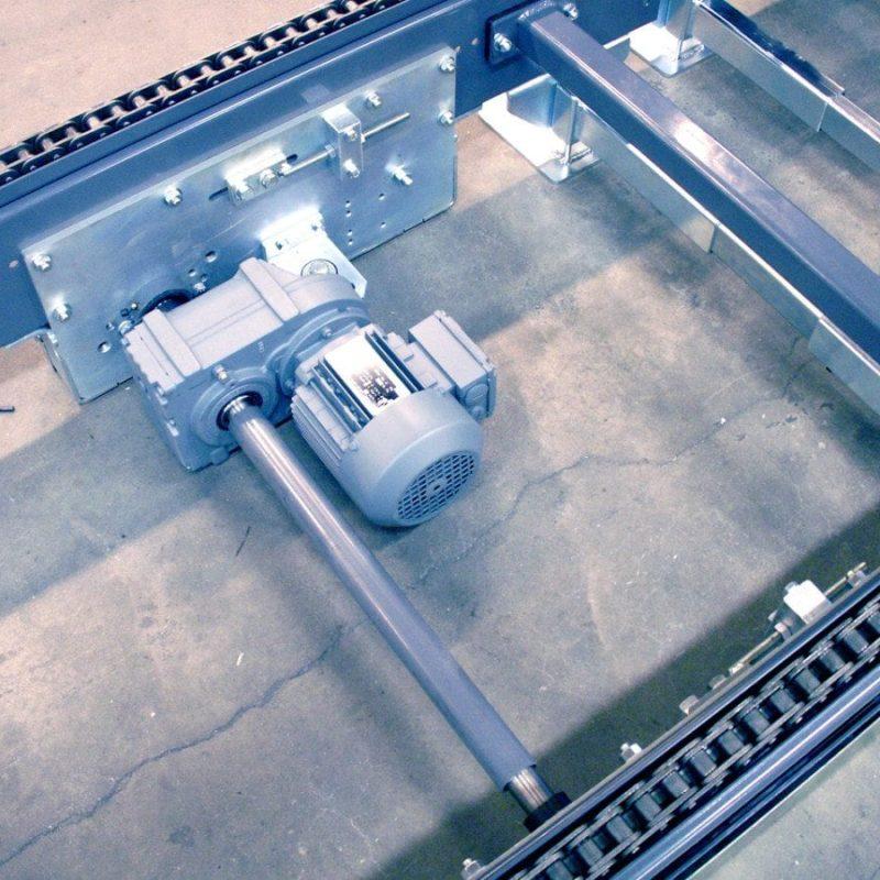 MH Modules PA1500 Chain Conveyor Drive Unit 1Inch Chain