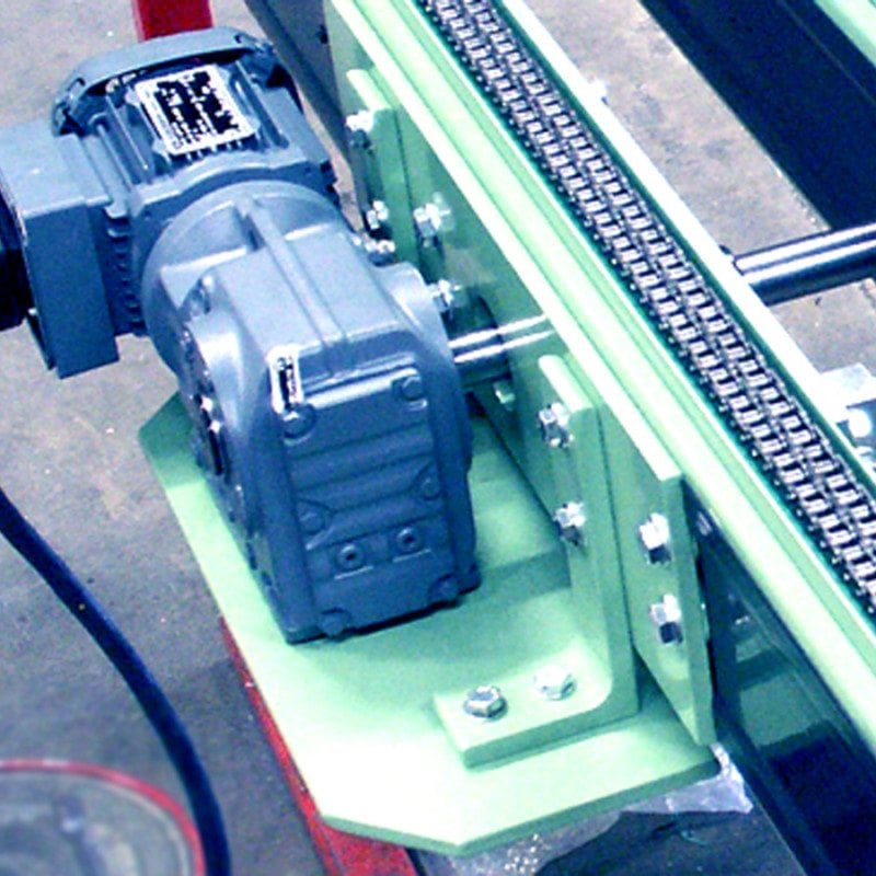 MH Modules PA1500 Drivenhet sidomonterad
