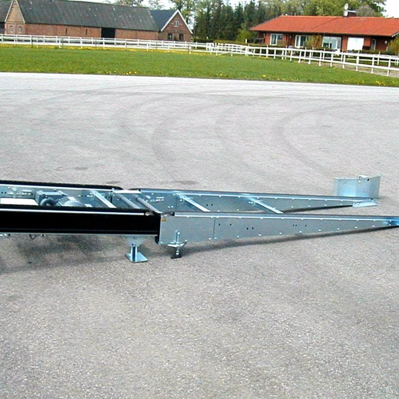 MH Modules PA1500 Chain Conveyor Driven Pickup Station