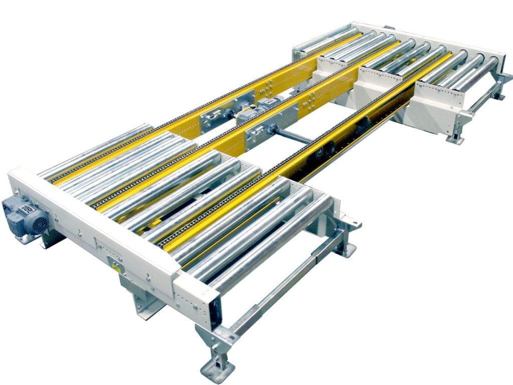 MH Modules PA1500 Dubbel vinkelväxel 3 strängad lågbyggd