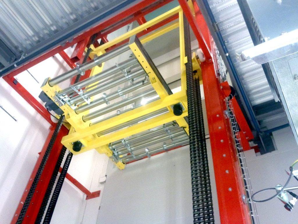 MH Modules PA1500 Elevator