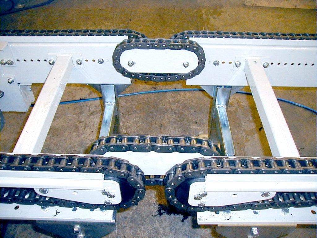MH Modules PA1500 Kedjeövergång 1 tum