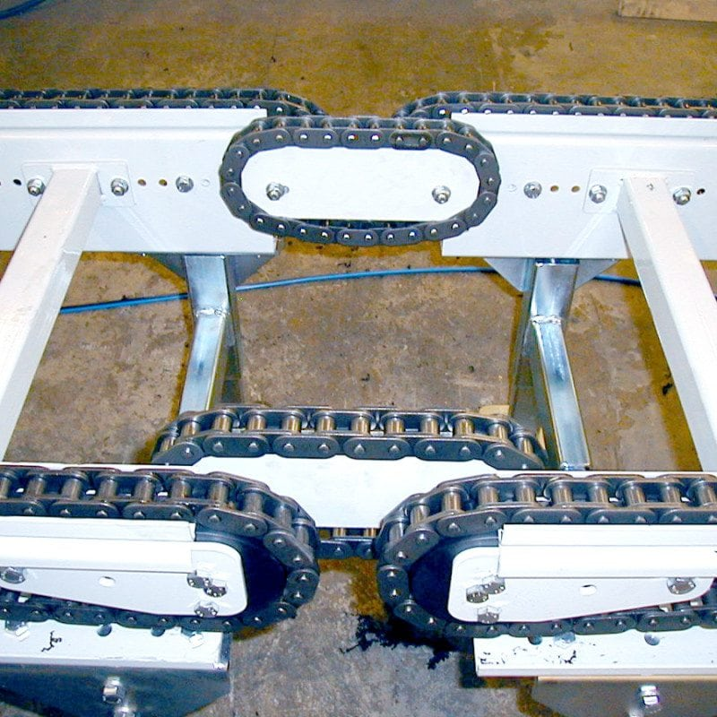 MH Modules PA1500 Chain Conveyor Supporting Chain 1Inch