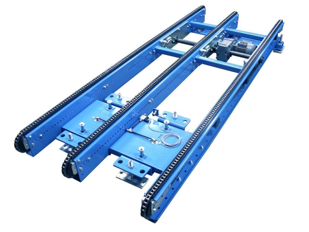 MH Modules PA1500 Tiltable Chain Conveyor 3-Stringed