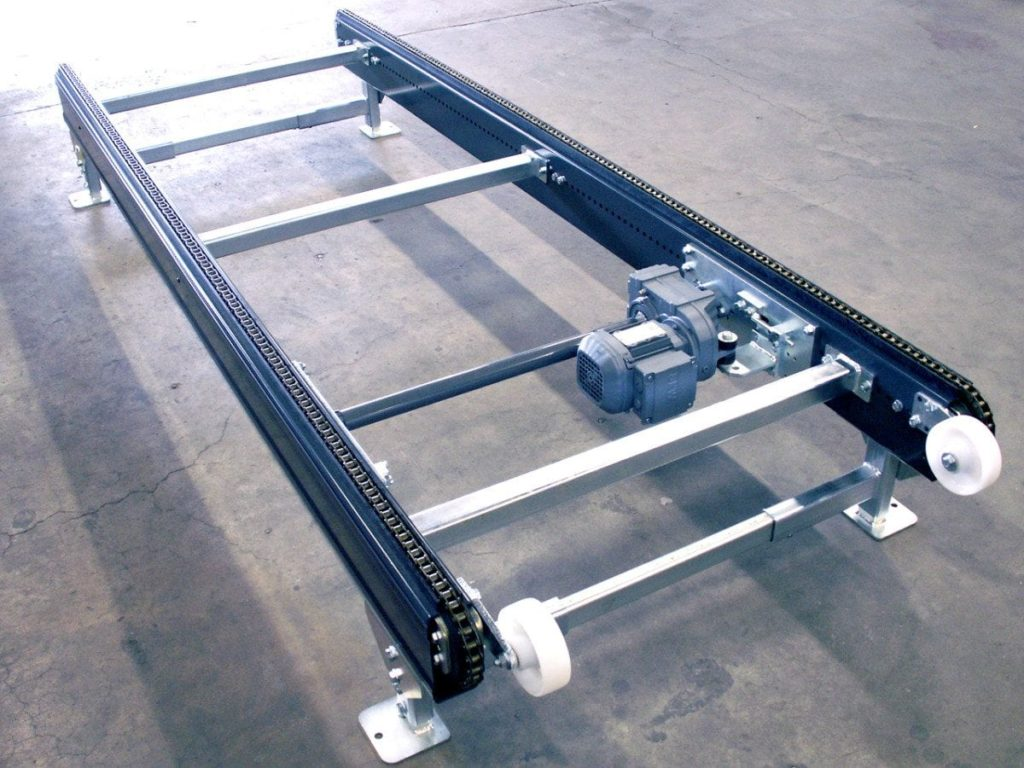 MH Modules PA1500 Kedjetransportör