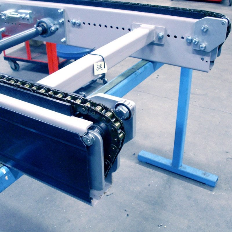 MH Modules PA1500 Chain Conveyor With Small Sprocket