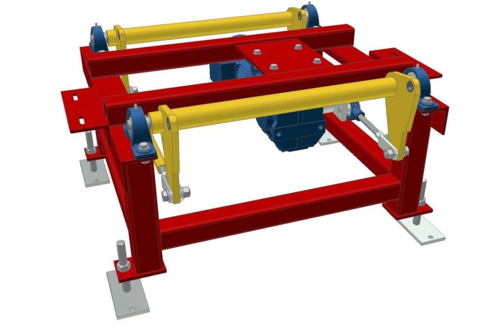 MH Modules PA1500 Lyftenhet motordriven