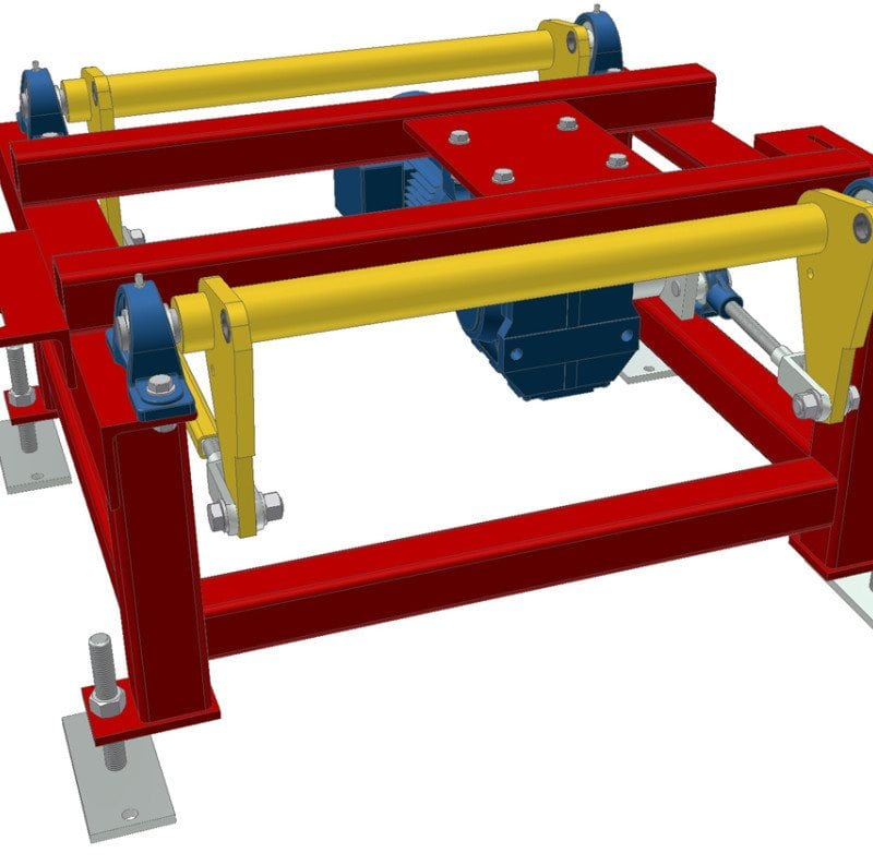 MH Modules PA1500 Lifting Unit With Drive Unit