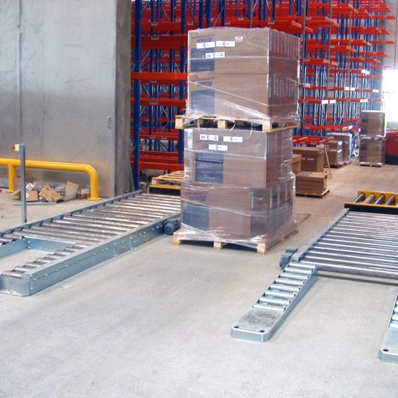 MH Modules PA1500 Loading Station And Pickup Station