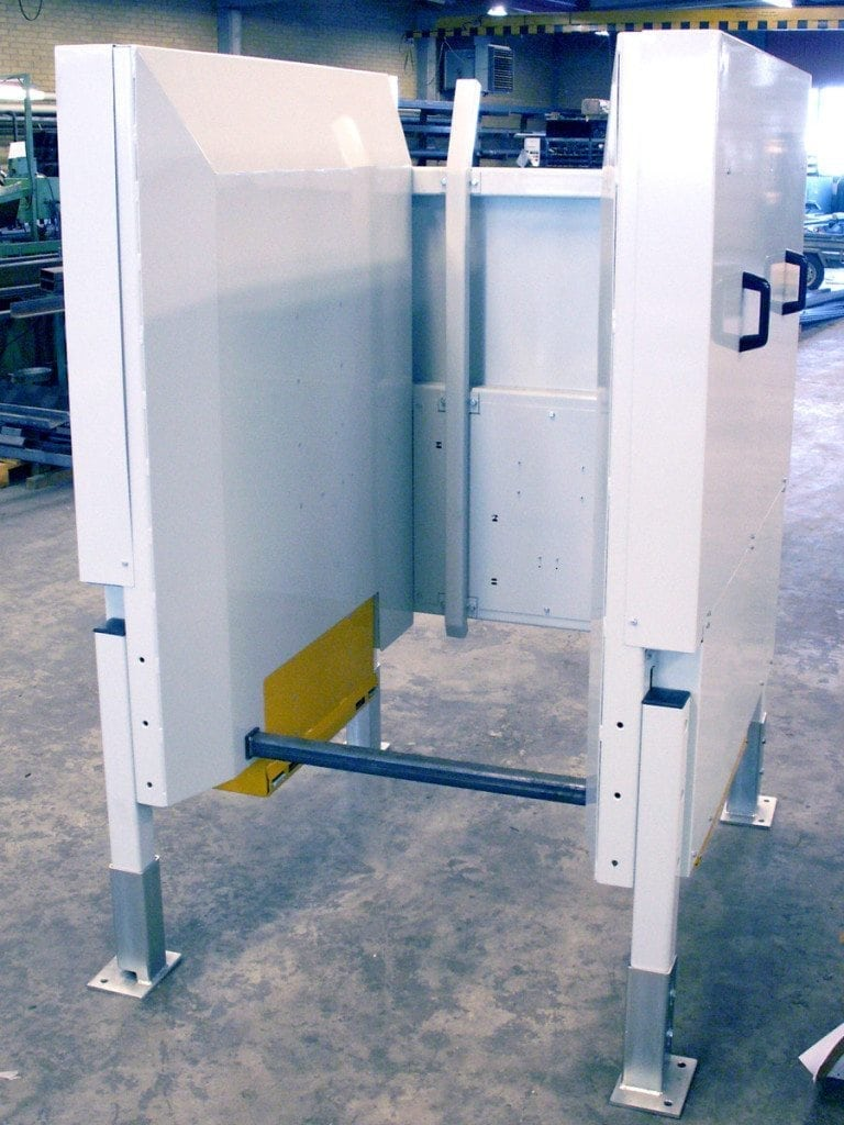 MH Modules PA1500 Pallmagasin