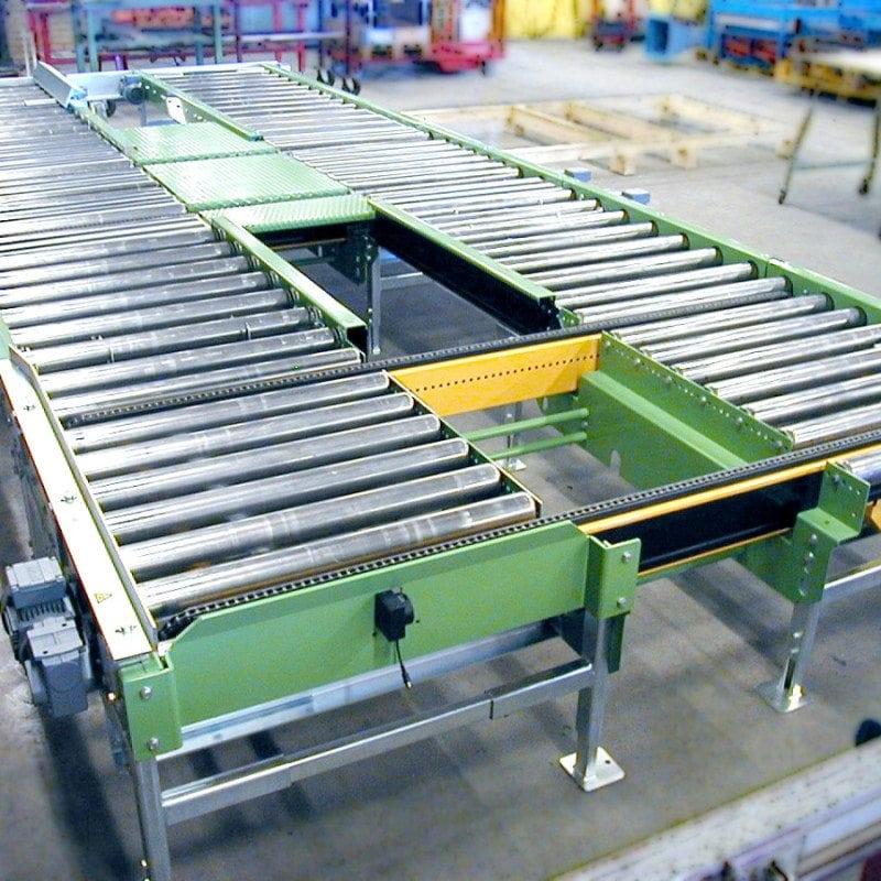 MH Modules PA1500 Rullbanor med dubbel vinkelväxel