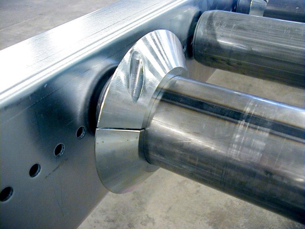 MH Modules PA1500 Styrtallrik för lastad pall