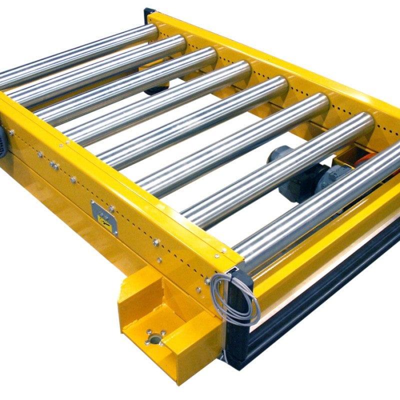 MH Modules PA1500 Svängmodul med rullbana och klämlister
