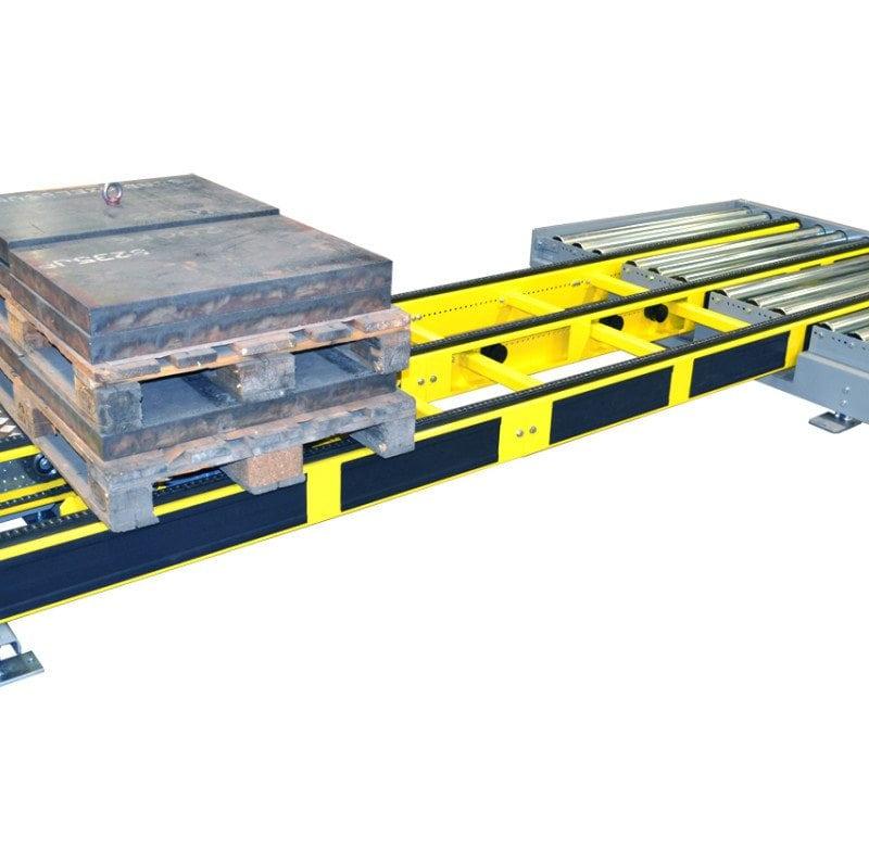 MH Modules PA1500 Tiltarbar 3 strängad kedjetransportör