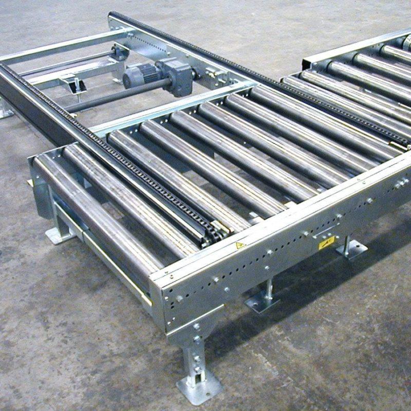 MH Modules PA1500 Tiltbar kedjetransportör