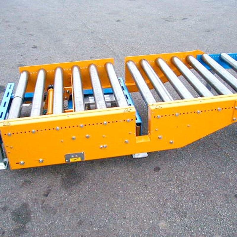 MH Modules PA1500 Tiltbar rullbana