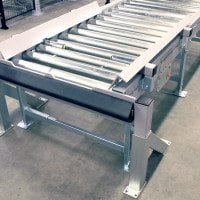 MH Modules PA1500 Truck Bumper With Pallet Guide